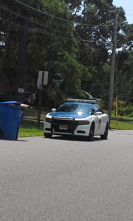 police 027